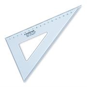 Trikotnik Staedtler, 60/30°, 21 cm, moder