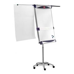 Magnetna samostoječa tabla Nobo Piranha Mobile, 100 x 70 cm