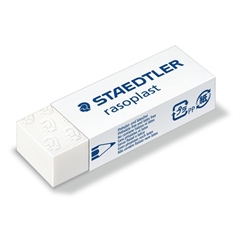 Radirka Staedtler Mars Plastic 526 B20, 3 kosi
