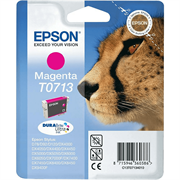 Poškodovana embalaža: kartuša Epson T0713 (škrlatna), original