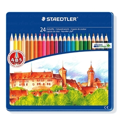 Barvice Staedtler ABS, gradovi, 24 kosov