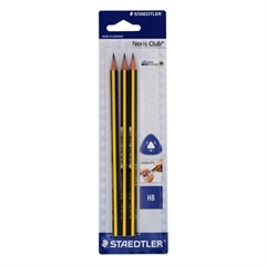 Grafitni svinčnik Staedtler Triplus Slim, HB, 2 kosa