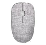 Miška Rapoo 3510 Plus, brezžična, siva