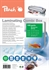 Žepki za plastificiranje, komplet (do A4), 100 kosov (PPC500-03)