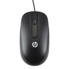 Miška HP USB 1000, žična, laserska