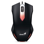 Miška Genius X-G200, USB, črna