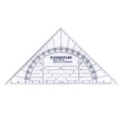 Geotrikotnik Staedtler, 16 cm