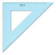 Trikotnik Staedtler 45°, 31 cm, moder