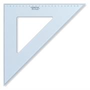 Trikotnik Staedtler, 45/45° , 36 cm, moder