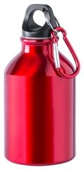 Športni bidon alu Henzo, rdeča
