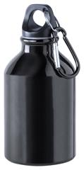Športni bidon alu Henzo, črna
