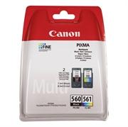 Komplet kartuš Canon PG-560 (črna) + CL-561 (barvna), original