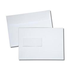 Kuverta C5 z desnim okencem, 162 x 229 mm, bela, 1.000 kosov