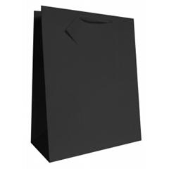 Darilna vrečka Mat Jumbo, velika, črna