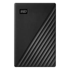 Zunanji prenosni disk WD My Passport 2019, 5 TB, črna