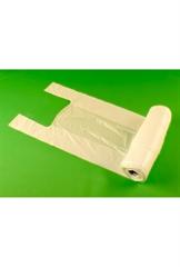 Nosilne plastične vreče za smeti v roli, biorazgradljive, 5-6 kg, 200 kosov