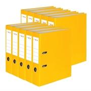 Registrator QBO A4/50 (rumena), samostoječ, 10 kosov