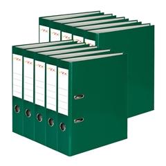 Registrator QBO A4/50 (zelena), samostoječ, 10 kosov