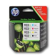 Komplet kartuš HP C2P42AE nr.932/933XL (BK/C/M/Y), original