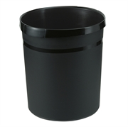 Koš za smeti Han Grip, 18 L, črn