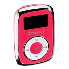 MP3 predvajalnik Intenso Music Mover, 8 GB, roza