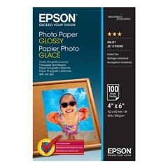 Foto papir Epson C13S042548, A6, 100 listov, 200 gramov