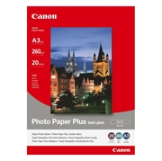 Foto papir Canon SG-201, A3, 20 listov, 260 gramov