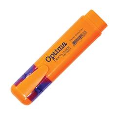 Marker Fluo Optima, oranžna