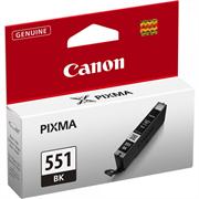 Poškodovana embalaža: kartuša Canon CLI-551BK (črna), original