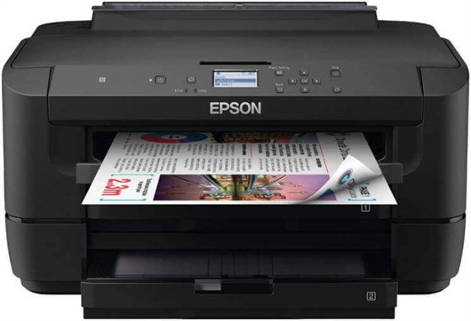 Poškodovana embalaža: tiskalnik Epson WF-7210DTW (C11CG38402) A3