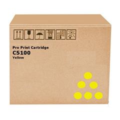 Toner Ricoh C5100 (828226) (rumena), original
