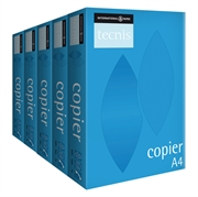 Fotokopirni papir Tecnis Copier A4, 2.500 listov, 80 gramov