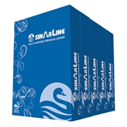 Fotokopirni papir SinarLine Premium A4, 2.500 listov, 80 gramov
