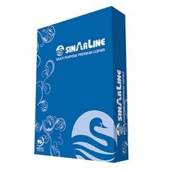Fotokopirni papir SinarLine Premium A4, 500 listov, 80 gramov