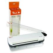 Plastifikator dokumentov A4 + rezalno ravnilo Peach PBP105