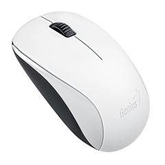 Miška Genius NX-7000, brezžična, bela