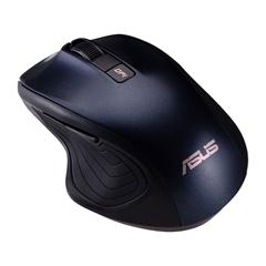 Miška Asus Silent Mouse MW202, brezžična, tiha, temno modra