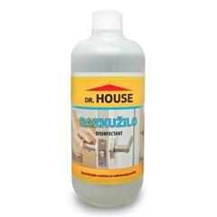 Razkužilo za roke Dr. House, 600 ml