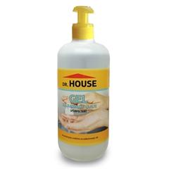 Razkužilo za roke Dr. House, z dozatorjem, 500 ml