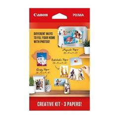 Komplet foto papirja Canon Pixma Creative Kit, A6