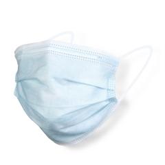 Higienska maska za enkratno uporabo, 3-slojna, 50 kosov