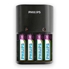 Polnilec baterij Philips MultiLife + 4x AA 2100 mAh