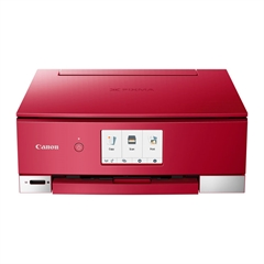 Večfunkcijska naprava Canon Pixma TS8352 , rdeča (3775C046AA)