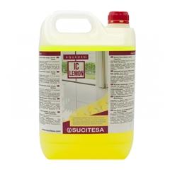 Čistilo za tla Sucitesa Aquagen IC Lemon, 5 l
