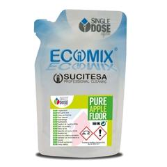 Čistilo za tla Sucitesa EcoMIX Apple Floor, 100 ml