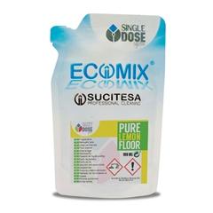 Čistilo za tla Sucitesa EcoMIX Lemon Floor, 100 ml