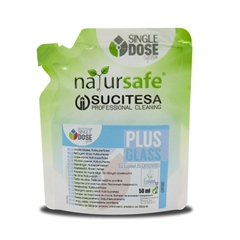 Čistilo za tla Sucitesa Natursafe Plus Glass, 50 ml