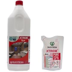 Čistilo za kopalnico Sucitesa Xtrem Pure SPA, 33 ml