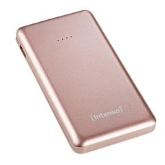 Prenosni polnilec Intenso S10000 Slim (power bank), roza, 10.000 mAh