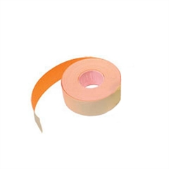 Cenovne etikete 12 x 24 mm, oranžne